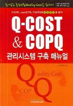 Q COST & COPQ 관리시스템 구축 매뉴얼