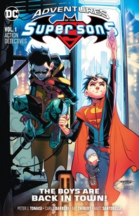 Adventures of the Super Sons Vol. 1