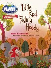 Julia Donaldson Plays Little Red Riding Hoody (Orange)