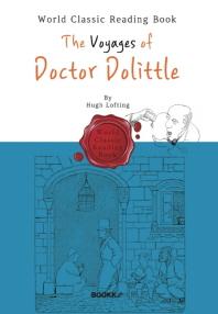 닥터 두리틀의 여행 : The Voyages of Doctor Dolittle (뉴베리 수상 작품-영어 원서)