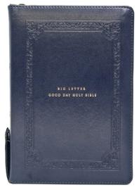 큰글자 굿데이 성경전서(네이비)(중합본)(NKR72WBU)(색인)(개역개정)(새찬송가)
