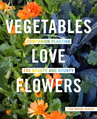 Vegetables Love Flowers