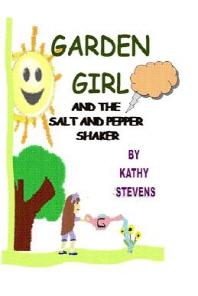 Garden Girl and the Salt and Pepper Shaker