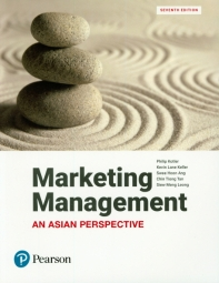 Marketing Management, an Asian Perspective