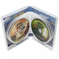아바타 아앙의 전설(The Legend of A Ang-Avatar) 1-3집 15종 세트(DVD)