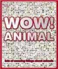 DK Wow! Animal (Hardcover)