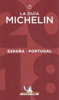Michelin Guide Spain/Portugal (Espana/Portugal) 2018