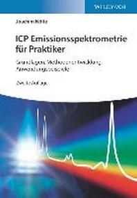 ICP Emissionsspektrometrie fuer Praktiker