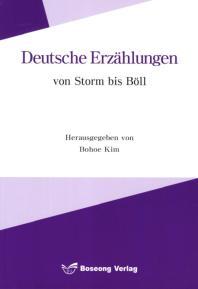 Deutsche Erzahlungen von Storm bis Boll