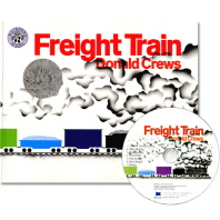 노부영 Freight Train (원서 & CD)