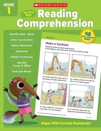 Scholastic Success with Reading Comprehension Grade 1