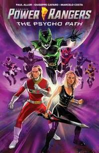 Saban's Power Rangers Original Graphic Novel