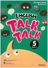English Talk Talk. 5(Book. 3)