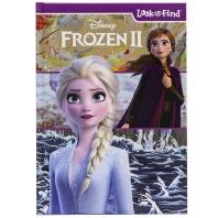 Disney Frozen: 2 Look & Find Book (Film Tie in)