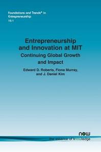 Entrepreneurship and Innovation at Mit