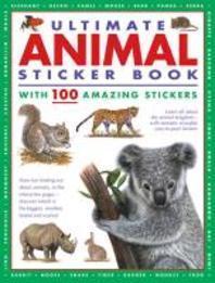 Ultimate Animal Sticker Book