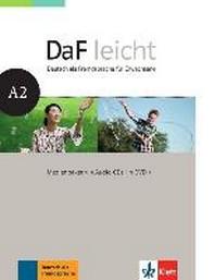 DaF leicht A2 - Medienpaket A2 (2Audio-CDs + DVD)