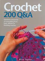 Crochet 200 Q&A