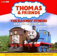 Thomas and Friends: The Railway Stories, Branch Line Engines