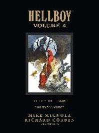 Hellboy Library Volume 4