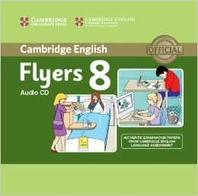 Cambridge Young Learners English Tests 8 Flyers Audio CD