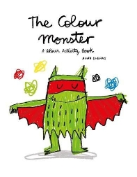 The Colour Monster: A Colour Activity Book