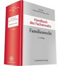 Handbuch des Fachanwalts Familienrecht