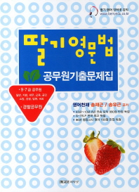딸기영문법 공무원기출문제집(2011)