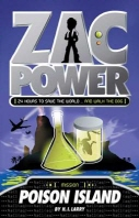 Zac Power #1 : Poison Island