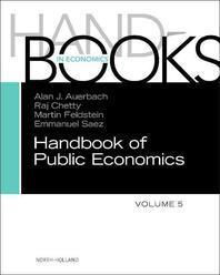 Handbook of Public Economics, 5