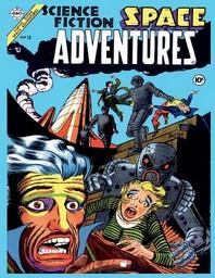 Space Adventures # 10