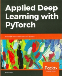 Applied Deep Learning with PyTorch