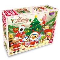 뽀로로 크리스마스 직소퍼즐 100pcs: 홈파티