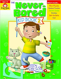 Never-bored Kid Book 2, Ages 7-8