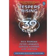 Vespers Rising (39 Clues, Book 11), 11