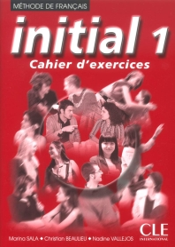 Initial 1 version en euros : Cahier d'exercices