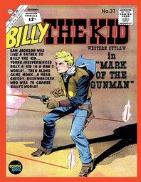 Billy the Kid #37