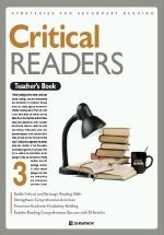 CRITICAL READERS. 3: 교사용 지도서