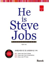 He is Steve Jobs