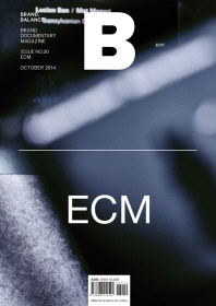 매거진 B(Magazine B) No.30: ECM(한글판)