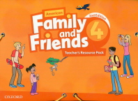 American Family and Friends 2E 4 Teacher's Resource Pack