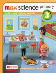 Max Science Primary. 3 Student Book