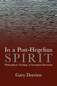 In a Post-Hegelian Spirit