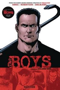 The Boys Omnibus Vol. 1 Tpb