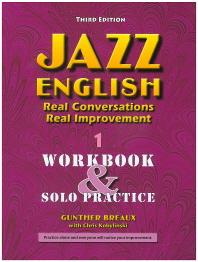 Jazz English Workbook & Solo Practice. 1