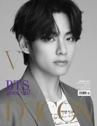 D-icon 디아이콘 vol. 10 BTS goes on!. 6: 뷔