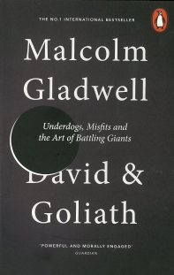 David & Goliath [UK Quality Paperback]