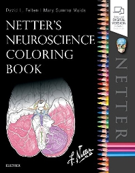 Netter's Neuroscience Coloring Book
