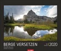Berge versetzen - Kalender 2020