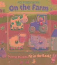 Peg Puzzle Book - On the Farm